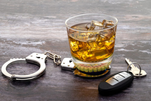Starting the New Year by Driving Drunk?